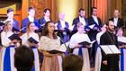 Выступление епархиального камерного хора «Спас»