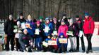 Лыжная гонка памяти Кузьминова