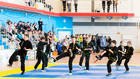 Финал соревнований «Сурский ниндзя»