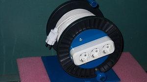 Катушка для удлинителя электрического своими руками