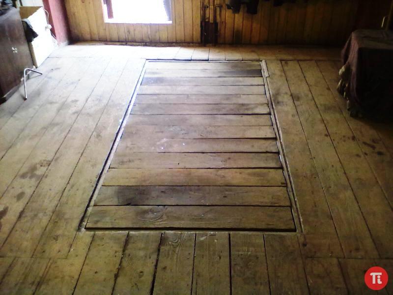 Деревянные полы в гараж как сделать 516