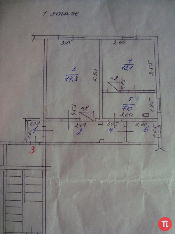 Продам 2 комнатную квартиру по улице