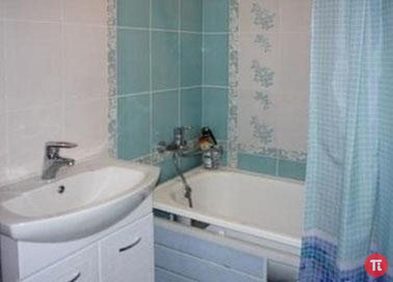 Ванная комната эконом фото