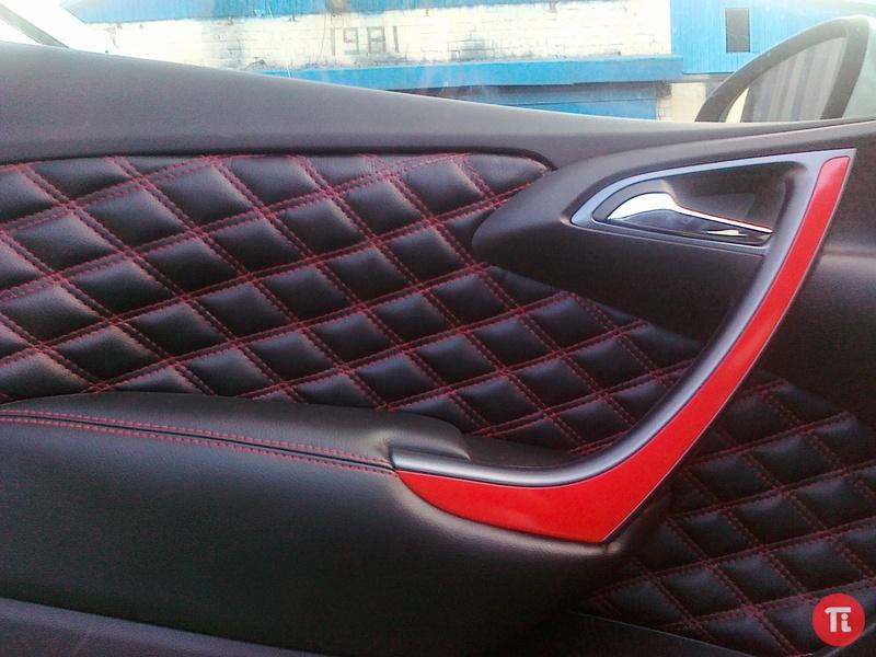 Обшивка двери автомобиля своими руками