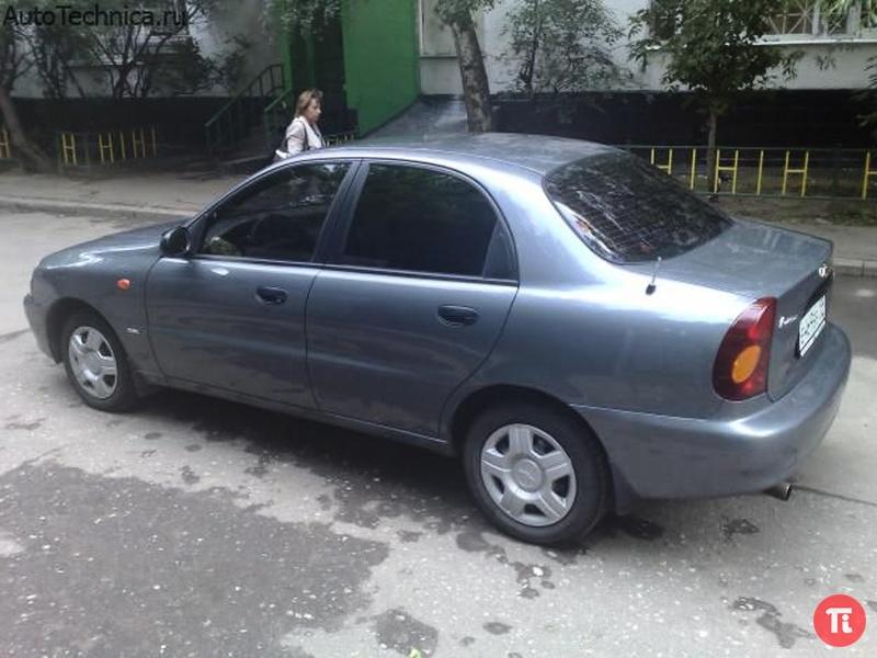 Chevrolet Lanos, 2008 год, с…