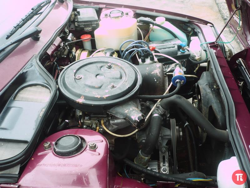 Двигатель от иж ода