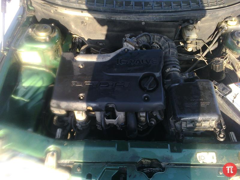 Фото №27 - двигатель ВАЗ 2110 инжектор