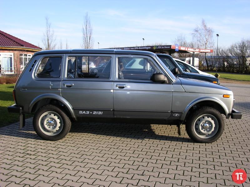 Авто легковые автомобили ваз 2131