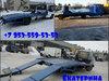 Эвакуаторная платформа ломаного типа на базе HYUNDAI, BAW ФENIХ