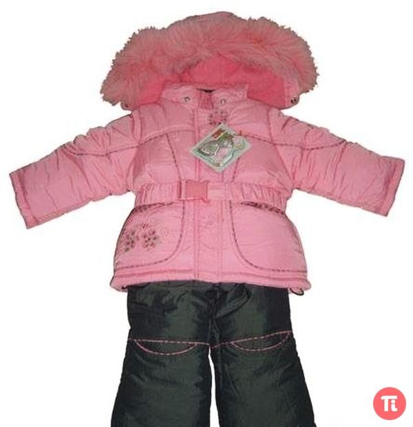 Зимняя детская одежда Кико кидс