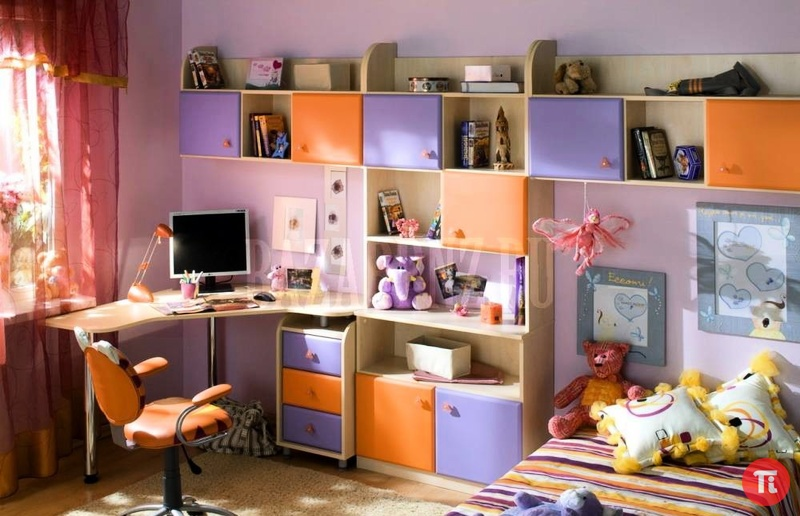 Комната школьника дизайн фото