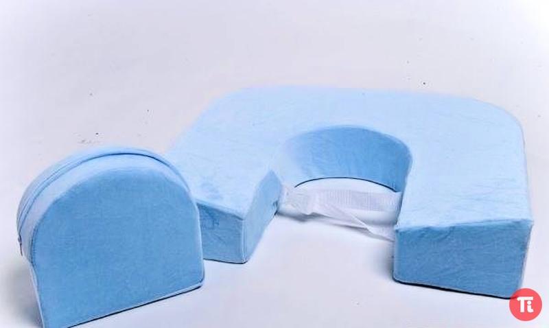 Подушки для кормления двойни своими руками