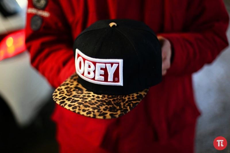 Кепку Obey - shoes-