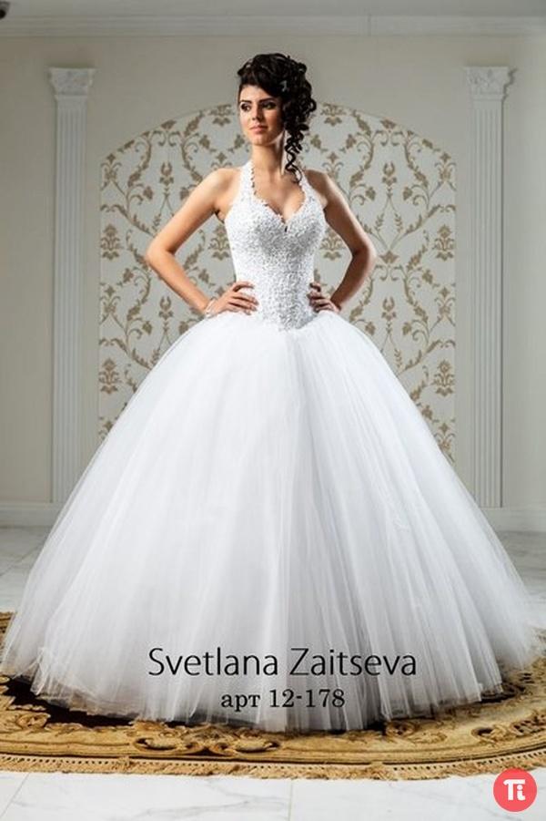 Свадебные платья брендовых коллекций. Наш свадебный салон в самом центре Киева на ул. Б