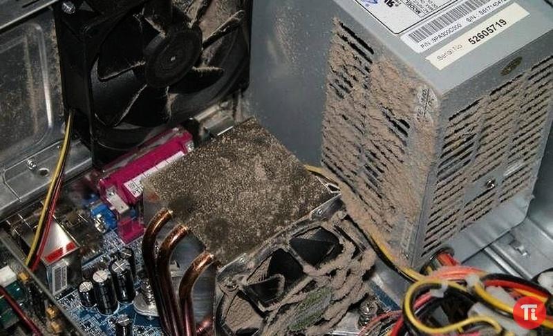причина длительного включения и быстрого отключения системного блока термобельё: покататься