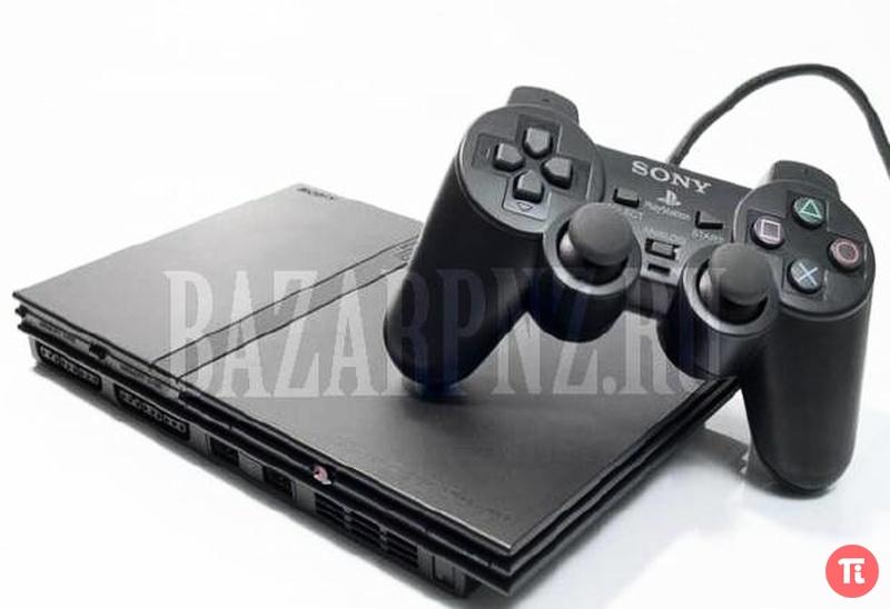 Продам приставку Sony PS 2 (Лицензионная) за 2500р