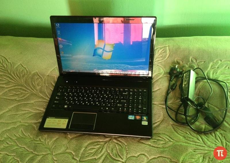 Цена: 3800 грн - продажа продам ноутбук lenovo ideapad g560 екран 15,6  фото, подробная информация и описание товара