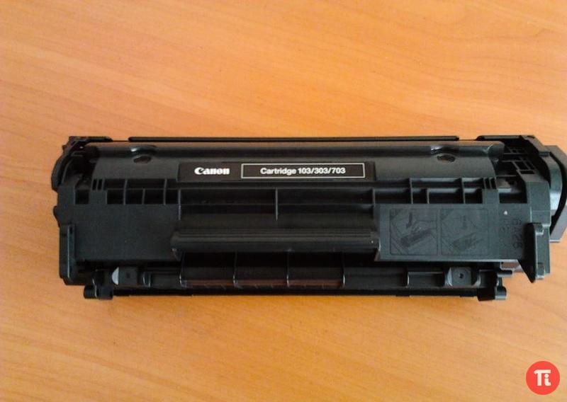 Canon FX-10: Canon