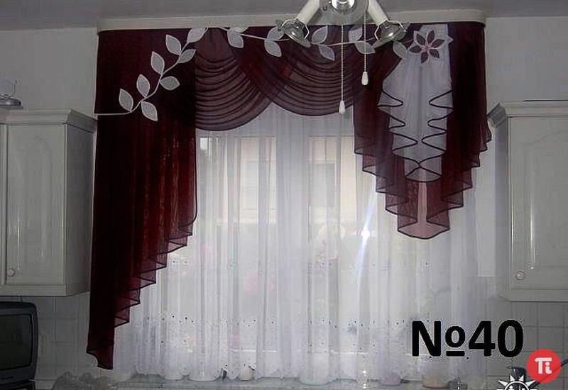 Шьем шторы для залы своими руками