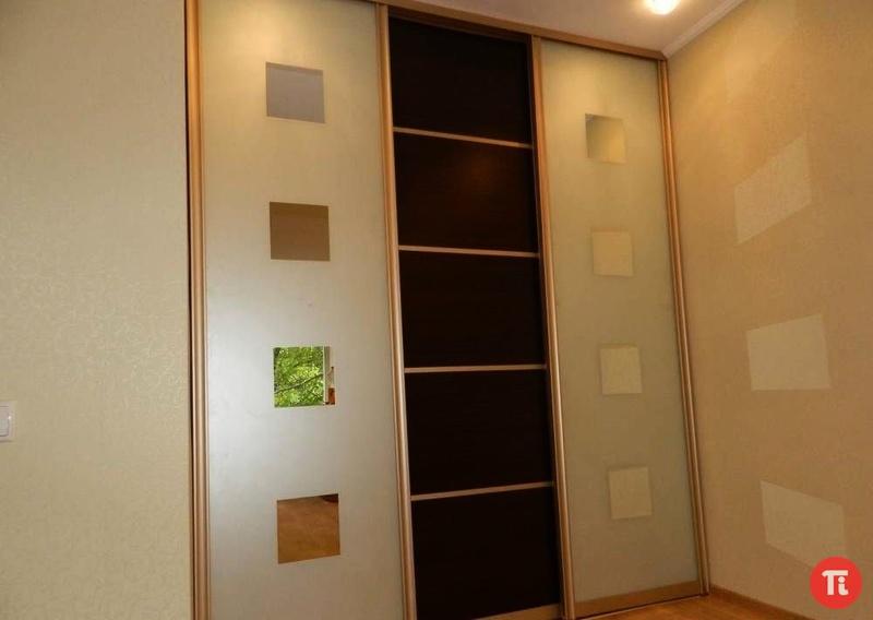 Шкафы купе в зал фото и цены