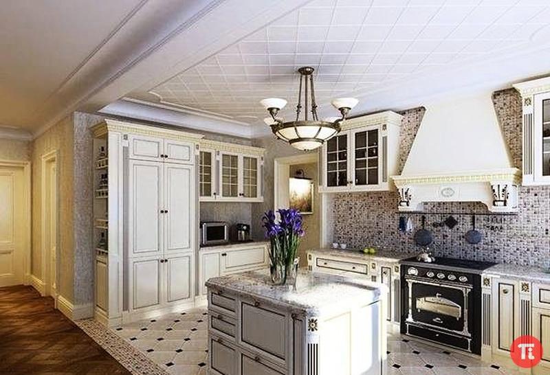 интерьер кухня в квартире фото