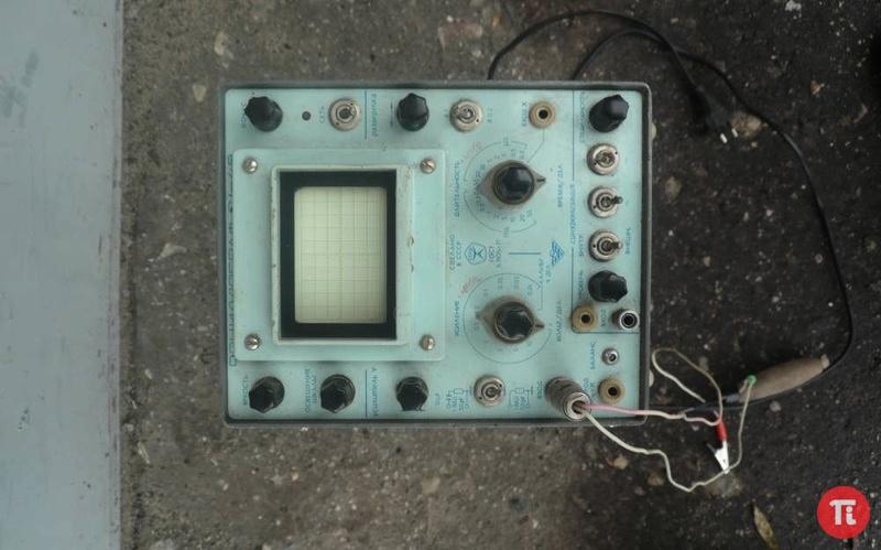 Продам осциллограф с1-49 в