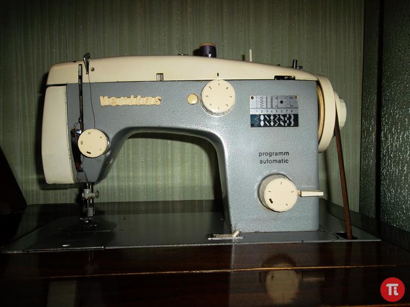 Швейная машинка веритас ремонт своими руками