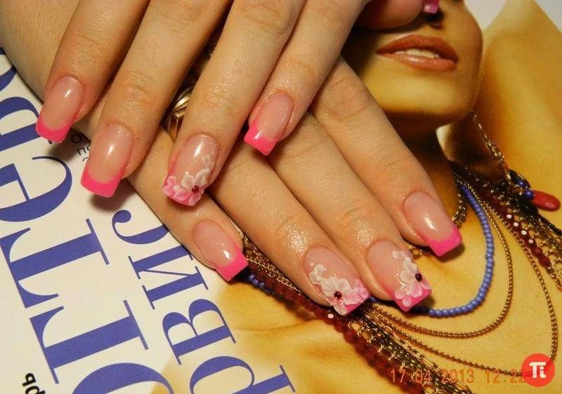 Новинки в дизайне гелевых ногтей