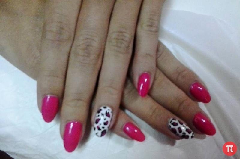 Дизайн ногтей с шилак фото