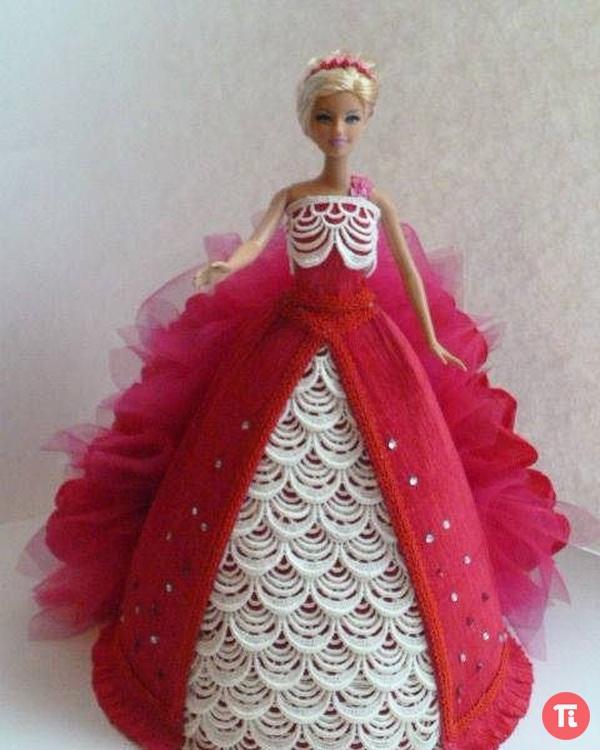 Букет из конфет мастер класс кукла