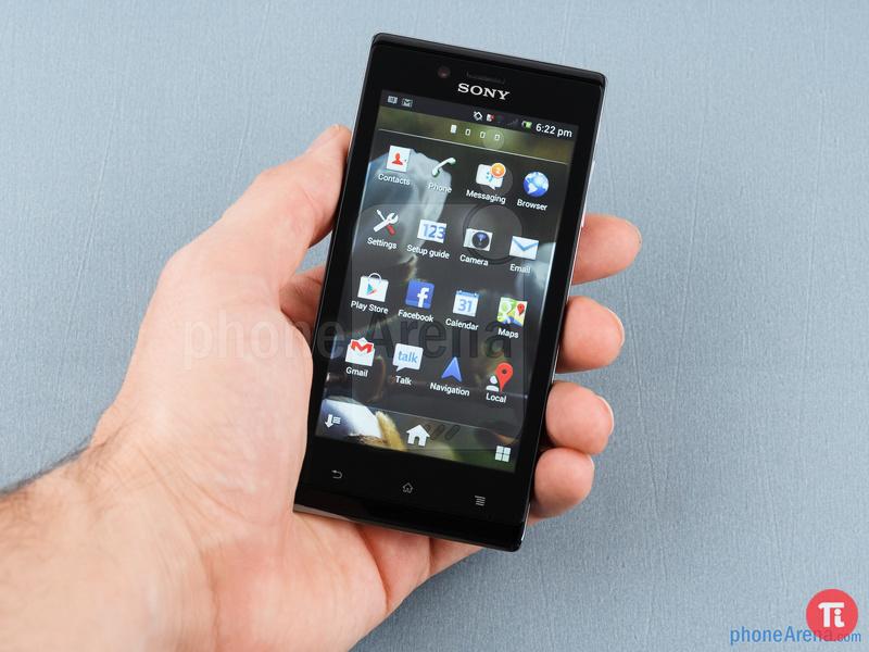 На этой странице находится краткое описание смартфона Sony Xperia J, а такж