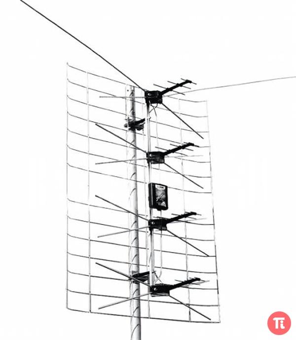 Цифровая антенна с усилителем своими руками