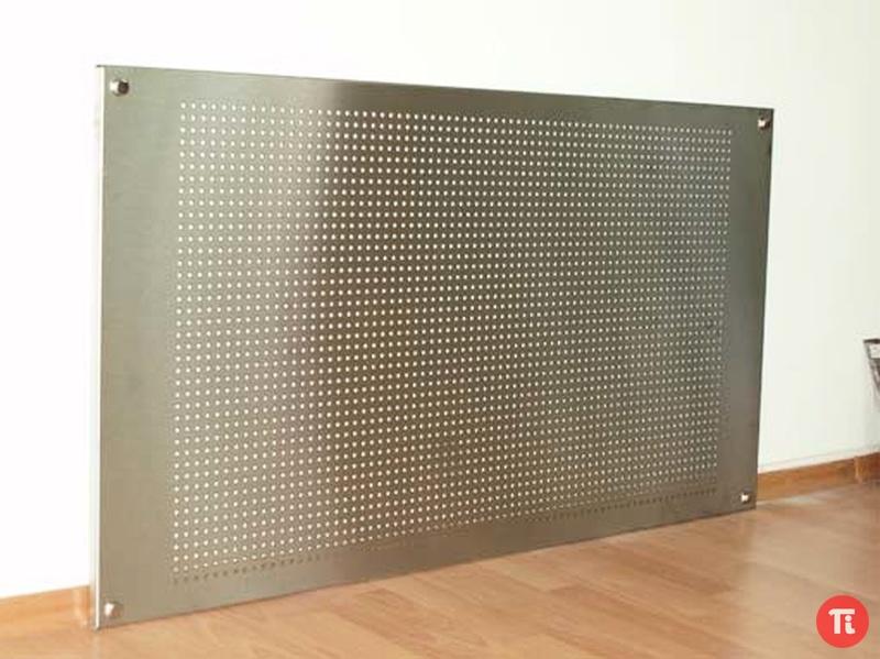 Встраиваемые металлические экраны