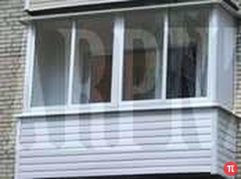 Отделка балкона во фрязино и щёлково.