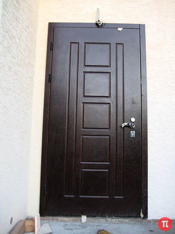 изготовление индивидуально входной двери