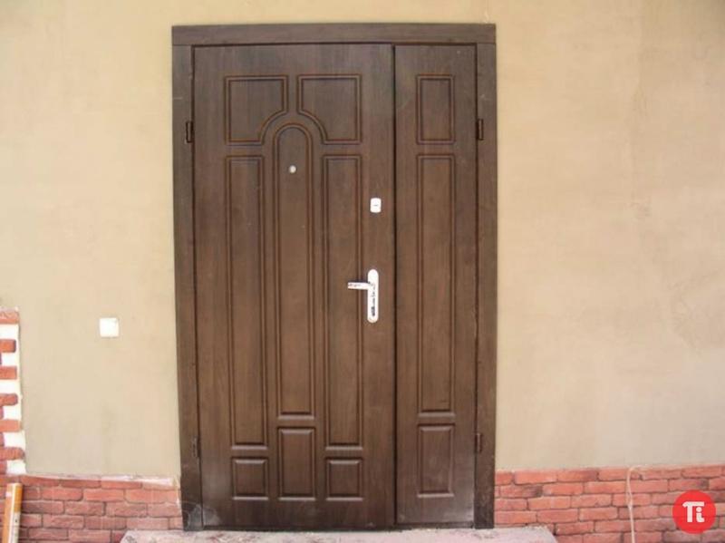 изготовим входные двери