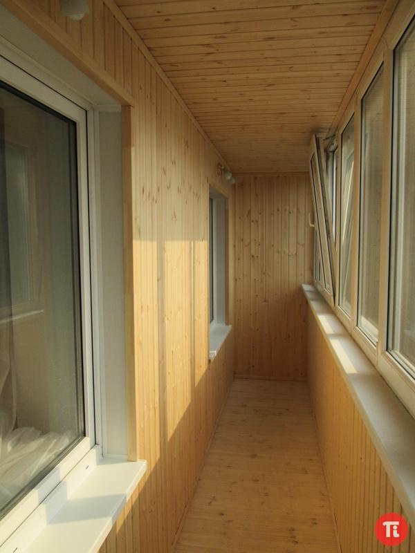 Остекление и отделка балконов и лоджий объявление в пензе.