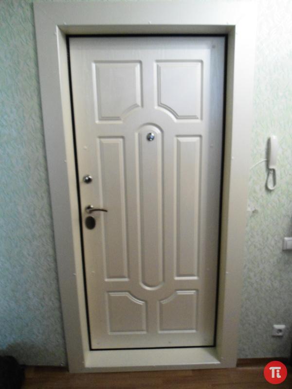 входные двери в панельный дом