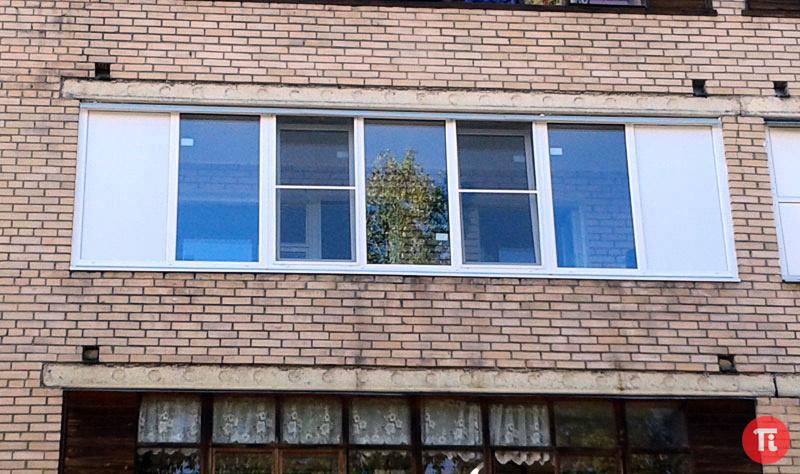 Сколько стоит пластиковый балкон..
