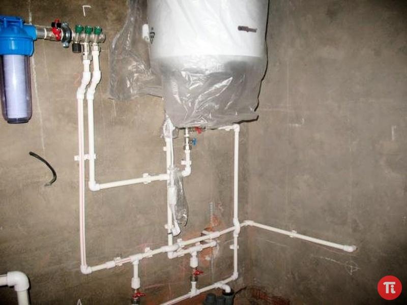 Монтаж труб пвх своими руками для водопровода 75