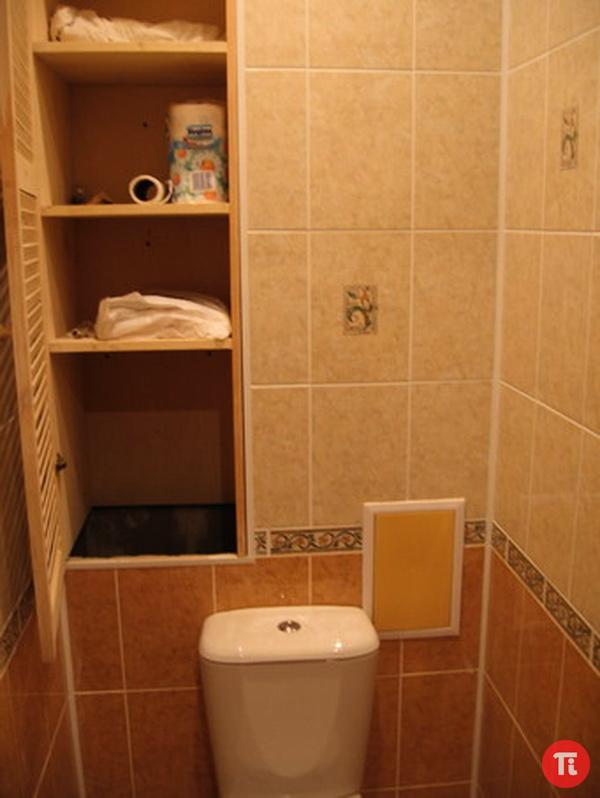 Ремонт своими руками ванная и туалет