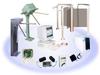 Охранная сигнализация, система контроля и управления доступа (СК