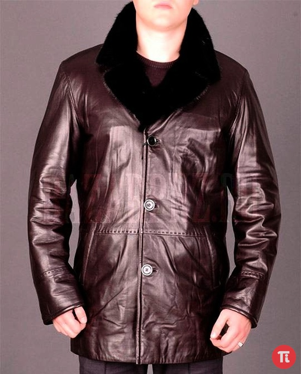 Если раньше мужские дубленки это был предмет одежды, который не давал мерзнуть, то сейчас это еще