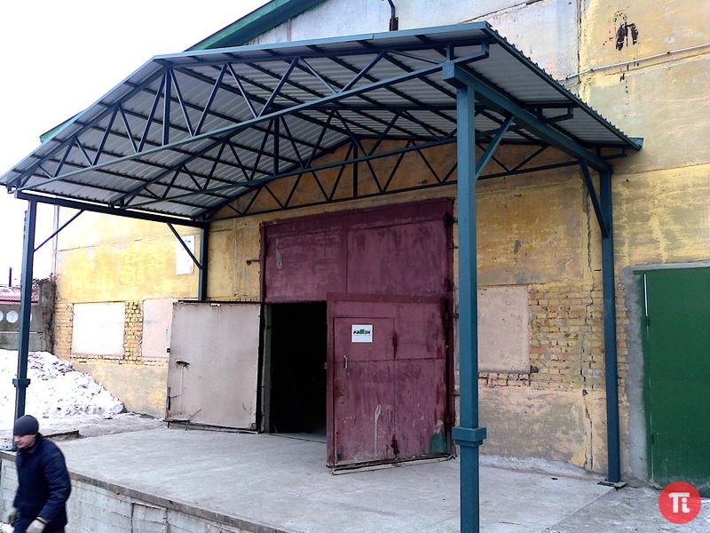 гаражные ворота роспашные в нижнем новгороде