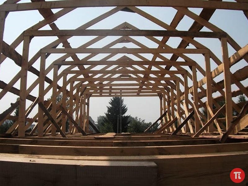 Строительство каркасной мансарды своими руками