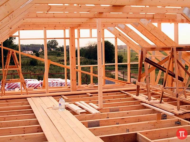 Как построить дом мансардный своими руками