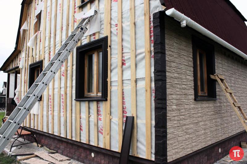 Стоимость штукатурки фасада за квадратный метр