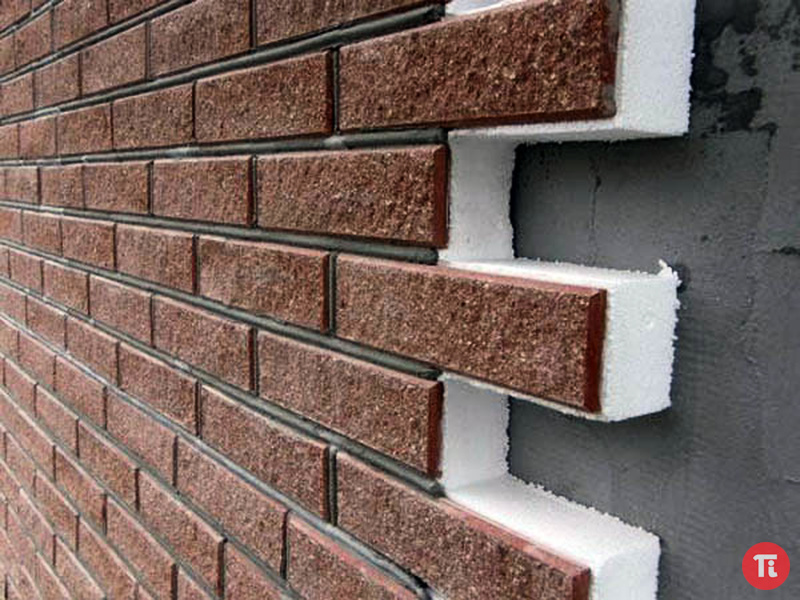Декор стен под кирпич своими руками