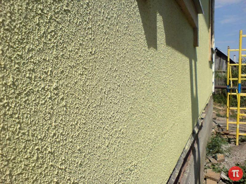 Утепление и отделка фасадов деревянного дома