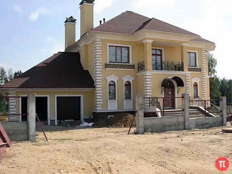 Дачный каркасный дом 6х4 своими руками
